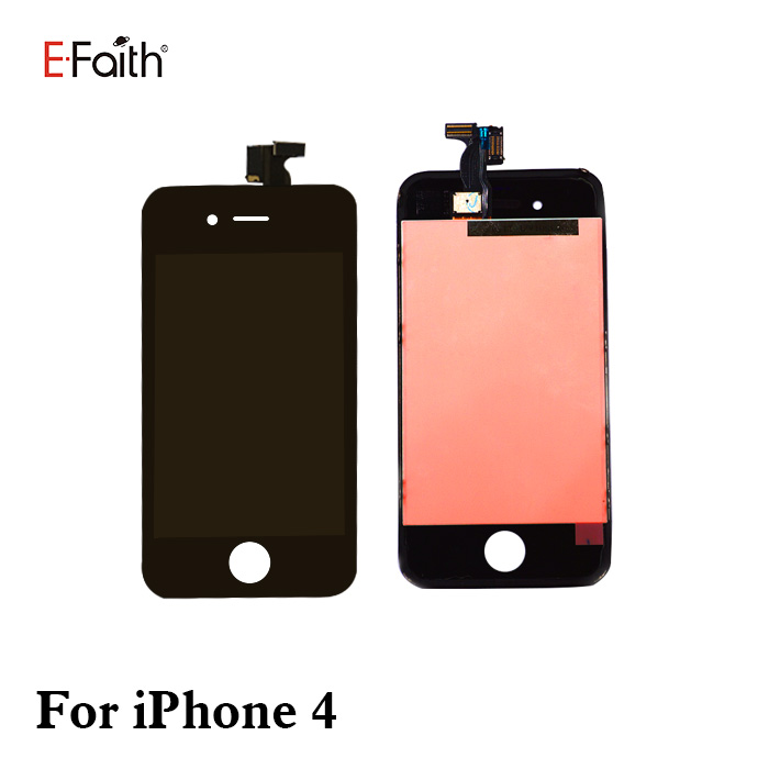 For <strong>iPhone</strong> 4 <strong>4G</strong> 4s LCD Screen Display with Touch Screen Digitizer assembly Black White no dead pixel