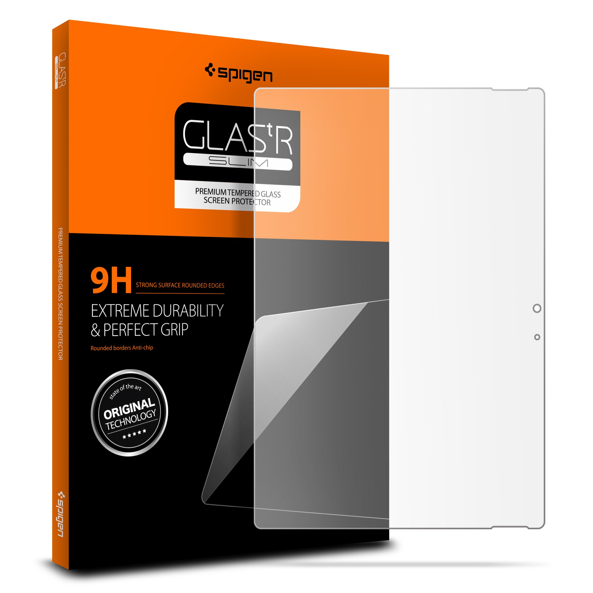 Spigen Screen Protector [ Tempered Glass ] for Surface Book 2 (13.5 inch) / Surface Book (13.5 inch)