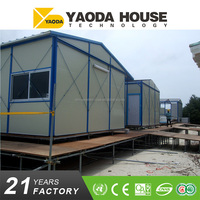 Yaoda cheap prefab portable house for sale