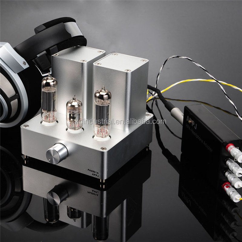 Hifi Stereo Audio Tube Amplifier with Shuguang EL84 Tube
