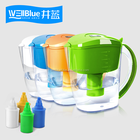 WellBlue Home Use Alkaline water filter jug with Alkaline Filter