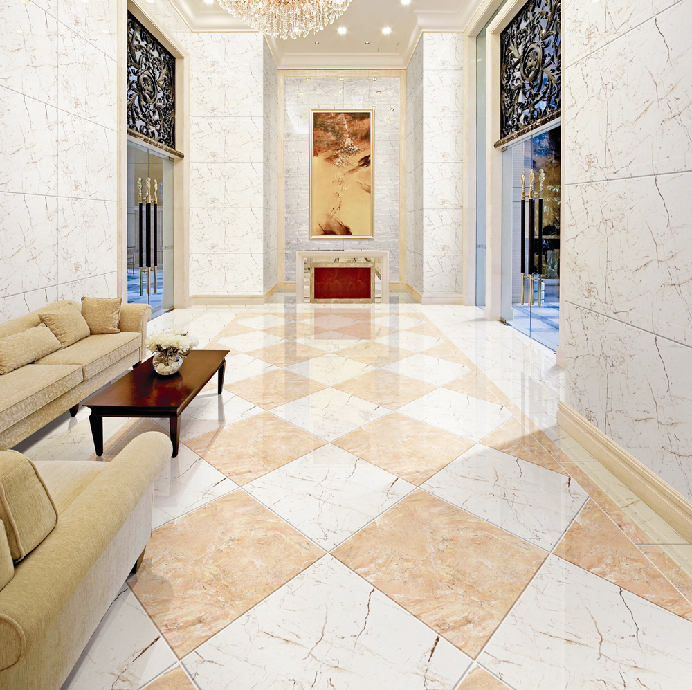 Discontinued Floor House Project For Porcelain Glazed