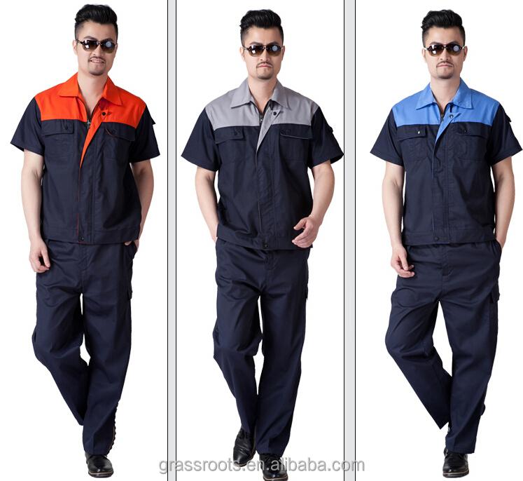 0bf205b75 Ropa de seguridad naranja mono de trabajo uniforme ropa de trabajo para  trabajadores en general ropa