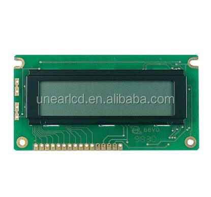 oem lcd display alphanumeric lcd module for oiling machine UNLCD91658