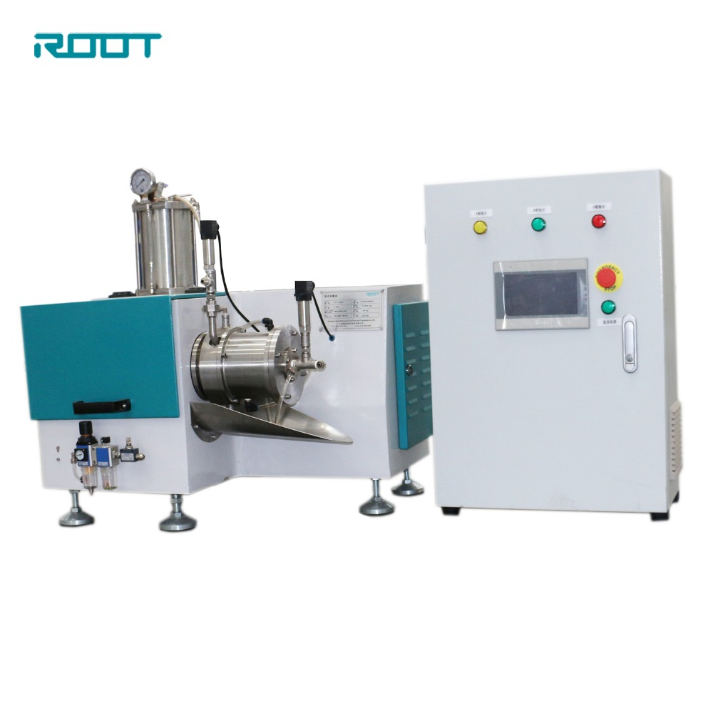 Laboratory series horizontal sand mill / bead mill