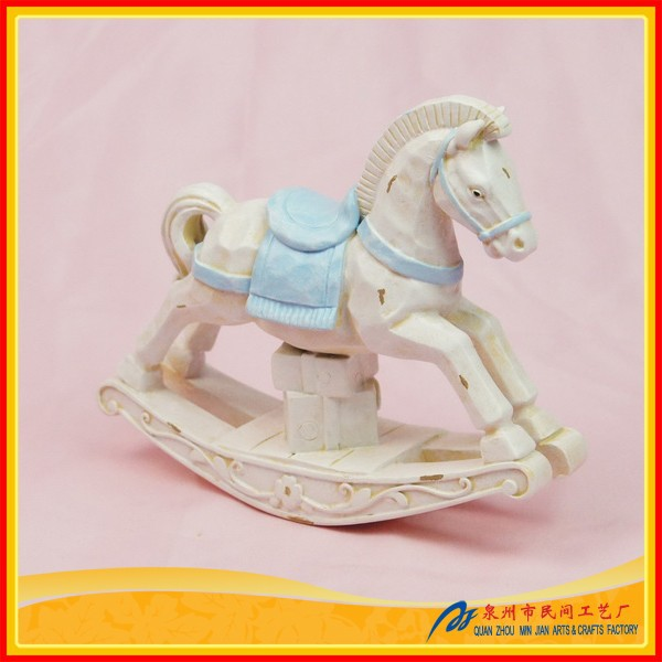 rocking horse saving box piggy bank