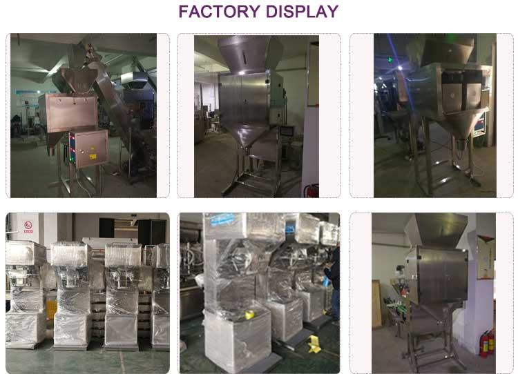100 2000g low price Big scale outer bag weighing and counting automatic powder packing machine