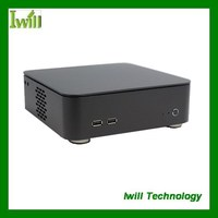 Mini desktop pc case for gaming pc