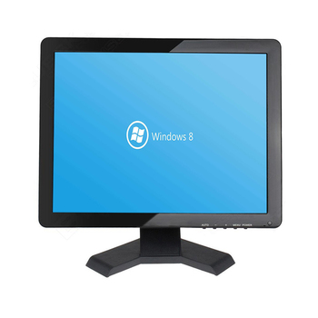 Best price 19 inch 4:3 tft lcd monitor with VGA input