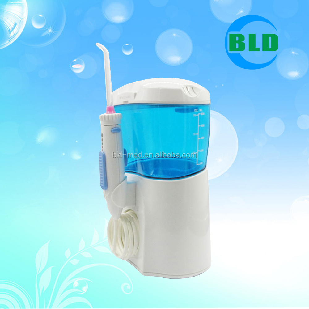 Personalisierter Dental Water Jet Floss Shower WaterFlosser mit Hochdruck