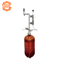 China manufacture supply PET material plastic 20l beer keg