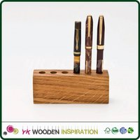 Balmain pen box wood for Promotion Gift
