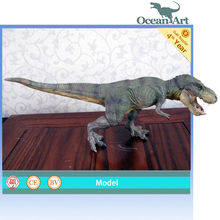 New!Artificial Mini T-rex Dinosaur Realistic Models