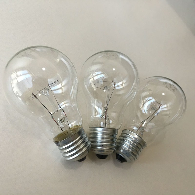 clear incandescent light bulbs 40w 220v e27 incandescent. Black Bedroom Furniture Sets. Home Design Ideas