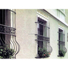 cheap price wrought iron window any house