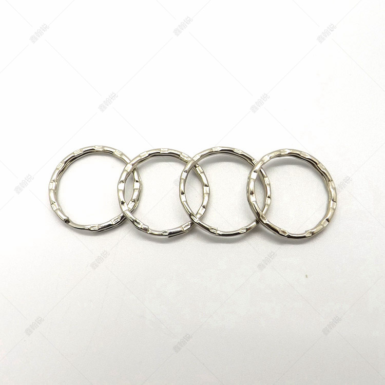 Identification hanging ring 40mm split ring wholesale