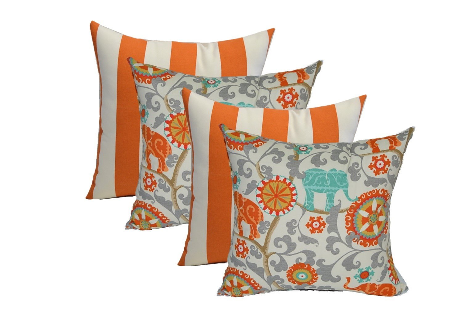 Cheap Blue And Orange Decorative Pillows find Blue And Orange