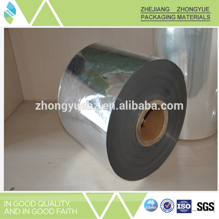 Hot sale reflective metalised PET film for EPE foam