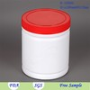 33 oz White HDPE Protein Powder Supplement Container And 1000cc Large Empty Plastic Medicine Tablets Bottle / Bottles