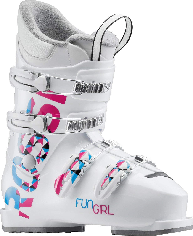 3808ef6dab Get Quotations · Rossignol Fun Girl J4 Ski Boots Girl s