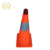 Manufacturer 700mm 900mm flexible PVC Traffic Cone Road Safety  Cone