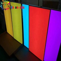 12V Colorful Car Switch Smd Led Panel For USA