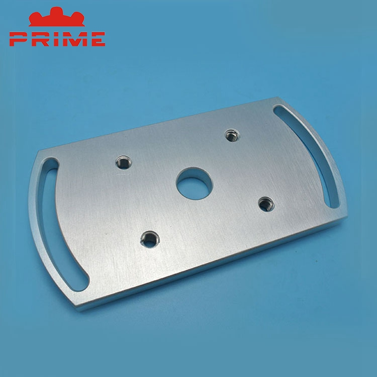 Custom Made Electrical Equipment Machining Aluminum Mechanical Patch Fitting