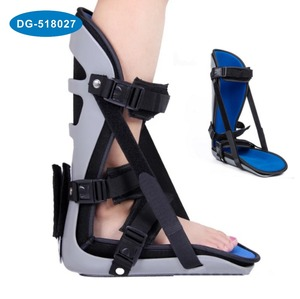 Hot sale ankle support product Medical Rigid Splint leg or ankle brace Sleeping Stretch Boot Nighttime Foot Splint