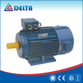 Electric ac 2 pole three phase asynchronous motor buy for 3 phase 4 pole ac induction motor