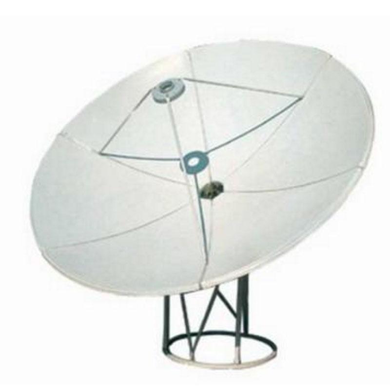 C Band 180cm Prime focus antenna //satellite dish 6 Panels, 6 feet