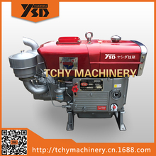 Diesel Engine with Radiator Cooling system ZS1100N 15HP