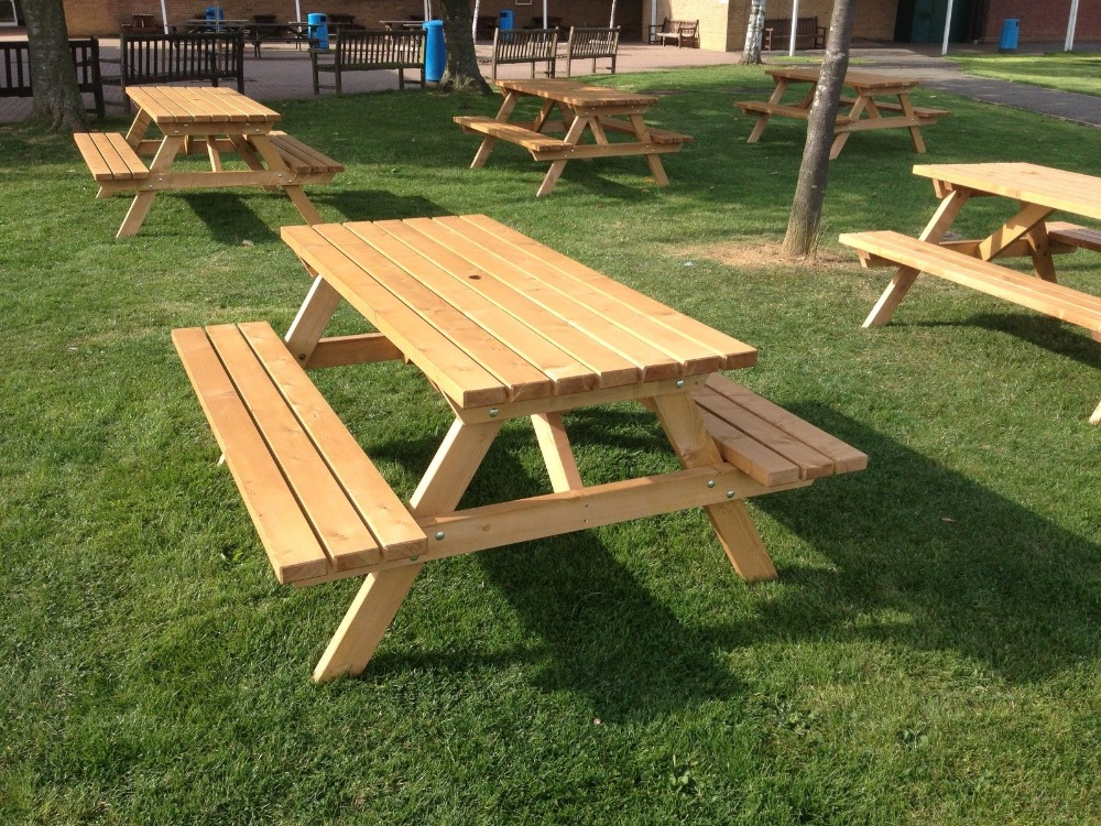 Fantastic Beer Garden Table And Bench Heavy Duty Folding Tables Pub 5Ft Heavy Duty Natura Style Picnic Bench Garden Table Buy Beer Garden Table And Ocoug Best Dining Table And Chair Ideas Images Ocougorg