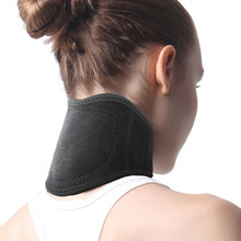 Push Button Inflatable Travel Pillow Soft Inflatable Neck Pillow with Velvet Neck Support online shop china