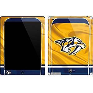 NHL Nashville Predators New iPad Skin - Nashville Predators Jersey Vinyl Decal Skin For Your New iPad