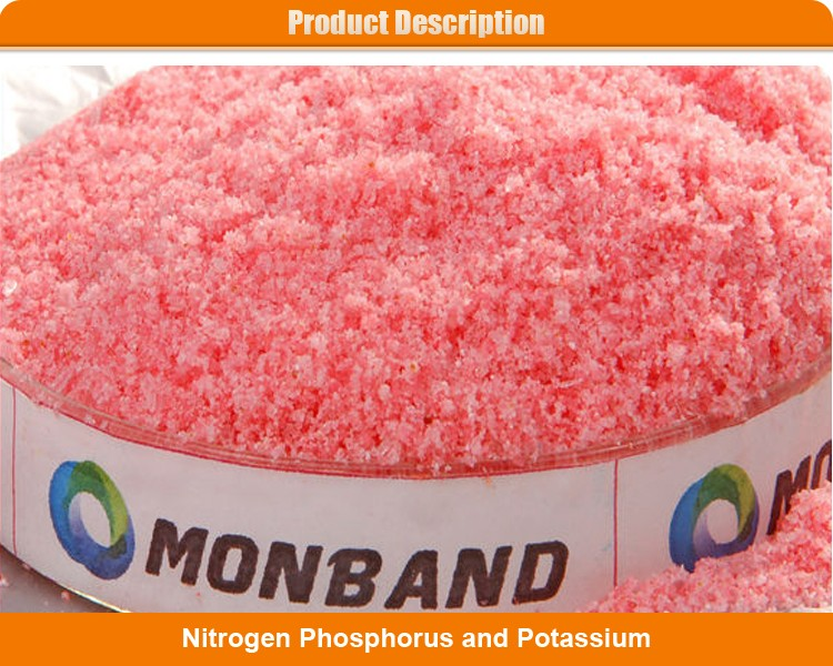 Agrochemicals Compound NPK 15-30-15 Fertilizer