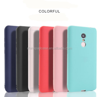 Soft TPU Case For Xiaomi Redmi Note 4