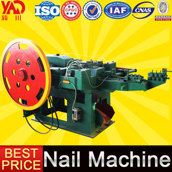 Best Selling Products Nails Manufacturing China Automatic Wafios ...