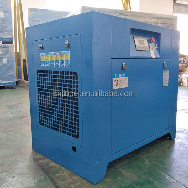 Compresores 7.5kw 10HP 220 V 60Hz 440 V Direct Drive mini rotary compressor Schroef Compressor