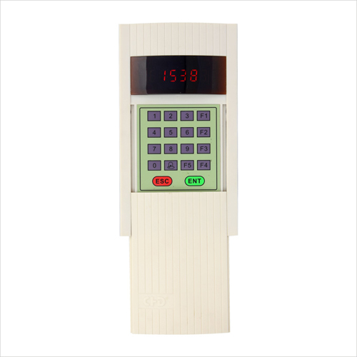 Door proximity entry lock Hidden keypad access control system