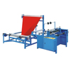 High Speed HDPE LDPE Semi Automatic Folding and Rewinding Machine
