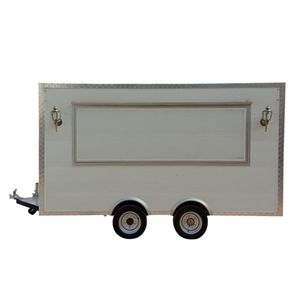 chinese food truck mobile fryer food cart food truck van hot dog trailer for sale
