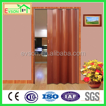Interior Pvc Folding Doors Wooden Design Buy Wooden Accordion
