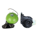 Snail Horn 6V 12V 24V 10A 125 dB 115MM Electric Car Horn