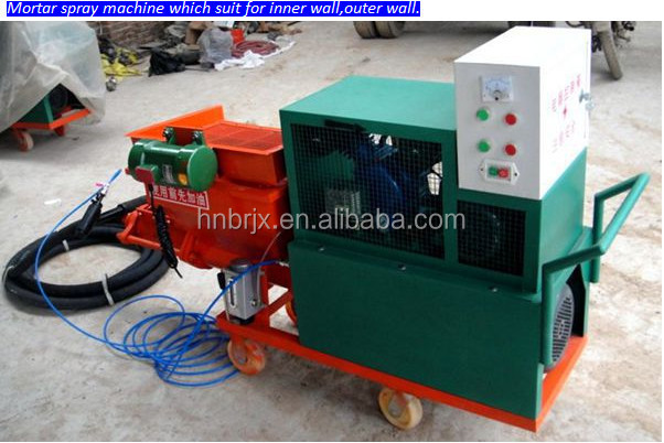 Mortar Spray Machines Mail: Rotor Stator Pumps For Plastering Machines,Fireproofing