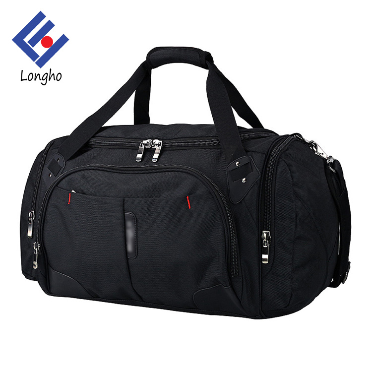 2017 High quality polyester world traveller bags large duffle bag men waterproof travelling bags luggage