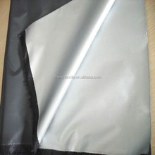 190t waterproof silver coated umbrella fabric