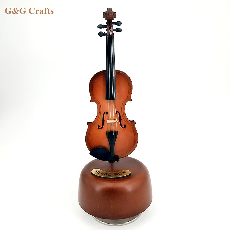 Toys & Hobbies Glorious Gift Violin Fiddle Toy Simulation Violin Toy Portable Educational Violin Musical Instrument Black+red Plastic Learning Clear And Distinctive
