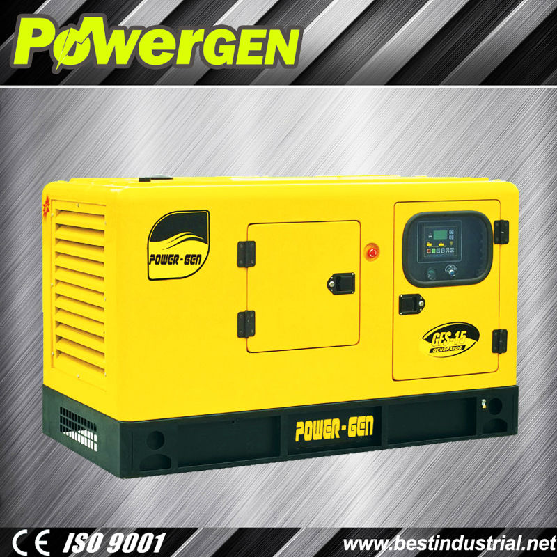 30kw!!! With top quality and performance Soundproof diesel generator , Supper silent generator set