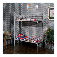 Brand new cheap dorm bunk bed for sale with high quality