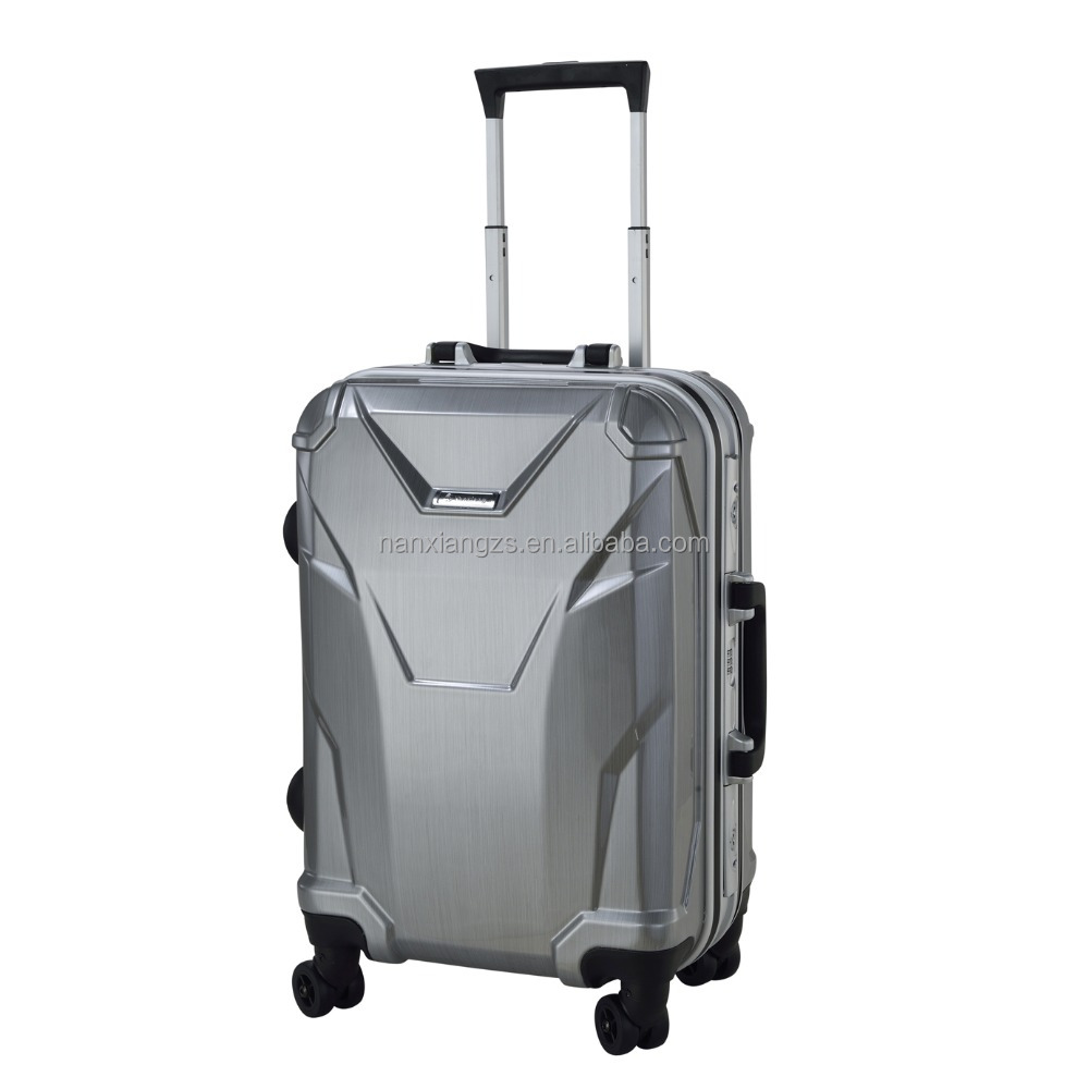 luggage factory 4 spinner wheels travel trolley suitcase set